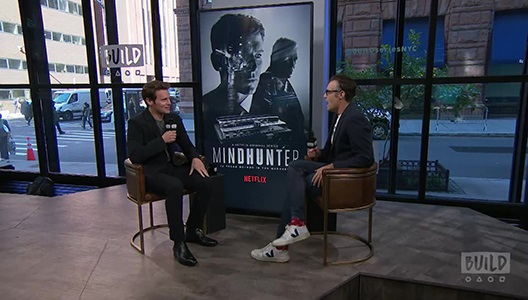 Jonathan Groff On The Netflix Drama Mindhunter