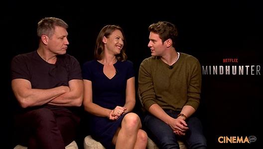 MINDHUNTER Interview - Cinema Buzz