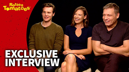 UNCUT Mindhunter Interview – Serial Killer Series Stars Crush on 'The Crown'
