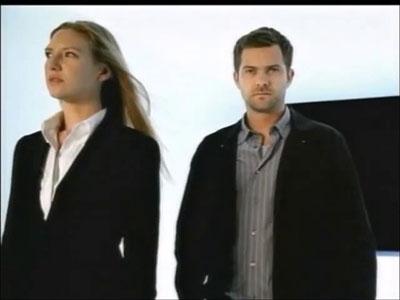 Fringe & Bones Commercial - 1-20-2010