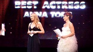 Anna Torv - Fantasy Horror Award - Best Actress