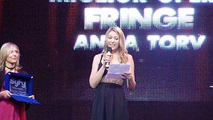 Anna Torv - Fantasy Horror Award - Best Series- Fringe