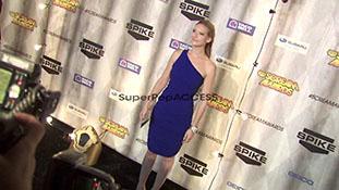Anna Torv at the Spike TVs Scream Awards at Universal City_1