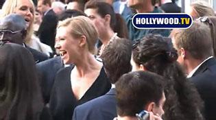 Celebrities Arrive at Premiere of Star Trek