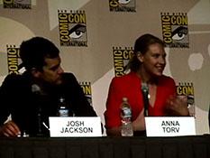 Comic-Con '09- Fringe panel (Part 1)