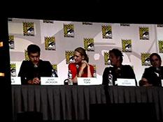 Comic-Con '09- Fringe panel (Part 3)