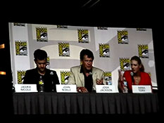 Comic-Con '09- Fringe panel (Part 4)