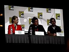 Comic-Con '09- Fringe panel (Part 6)