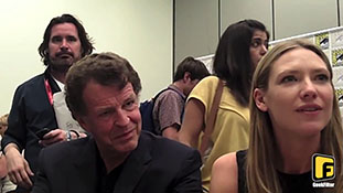 Comic-Con 2011 Round Table Interview with John Noble