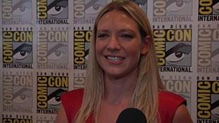 Comic Con 2012 - Anna Torv talks Fringe's final season