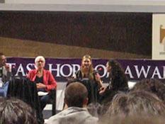 Dibattito con Anna Torv al Fantasy Horror Award di Orvieto