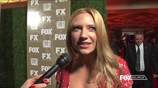 Emmy Presenter Anna Torv from Fringe