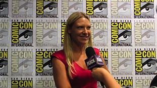 Fringe Comic Con 2012 Press Junket