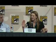 Fringe Comic Con Panel Part 2 of 5
