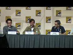 Fringe Comic Con Panel Part 3 of 5