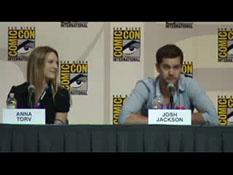 Fringe Comic Con Panel Part 4 of 5