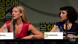 Fringe Panel - Comic-Con 2012