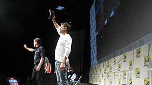 Fringe Panel Part 1 Hall H Comic-Con 2012