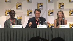 Fringe Season 4 Comic-Con 2011- Panel- Peter Returns