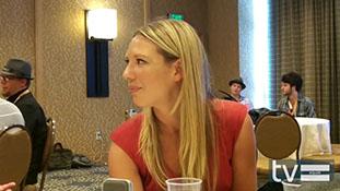 Fringe Season 5- Anna Torv Interview