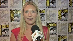 Fringe Season 5 Comic-Con 2012- Anna Torv Interview