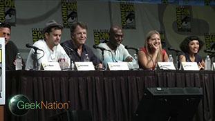 Full Fringe-Panel (Comic-Con 2012) HD