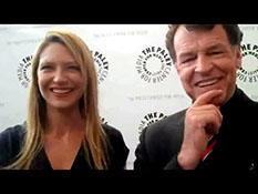 John Noble and Anna Torv talk about their favorite moments of season 3