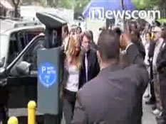 Josh, Anna and John arrive at FOX Upfronts