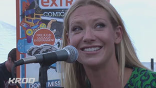 K&B Comic Con 2012 Interview- Anna Torv Opens Up About Final Season Of Fringe