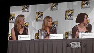 Women who Kick Ass. (HD) Comic Con 2010, Panel. 3 of 5
