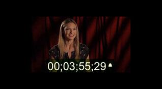 backstage Anna Torv Italy on Vimeo
