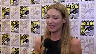 WB Comic Con 2011