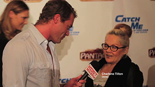 Bucko Hits The Catch Me If You Can Red Carpet at The Pantages Theatre