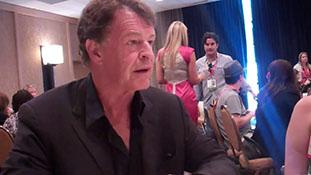 Comic Con- FRINGE- John Noble (2012)