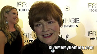 FRINGE- Blair Brown on Nina Being the Keeper of Information, Reaching Episode 100, and More