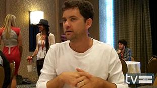 Fringe Season 5- Joshua Jackson Interview