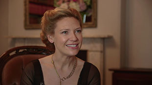 Anna Torvs Interview - Deadline Gallipoli - Drama