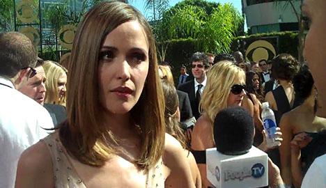 Rose Byrne _ 61st Flip Cam _ Television Academy