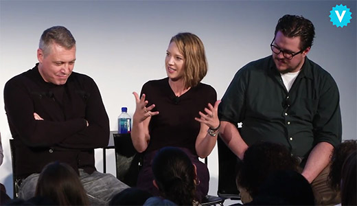 The Cast of Mindhunter at Vulture Festival
